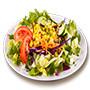 Gemischter Salat mit 4 Sorten